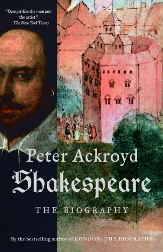 Shakespeare Die Biographie  2006 edition cover