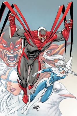 Hawk and Dove Vol. 1: First Strikes (the New 52)   2012 9781401234980 Front Cover
