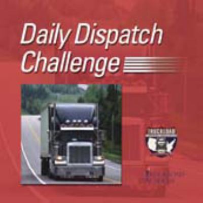 Daily Dispatch Challenge   2002 9781401854980 Front Cover