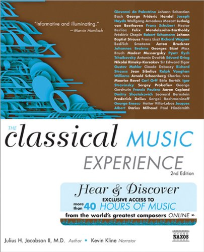 Classical Music Experience  2nd 2008 edition cover