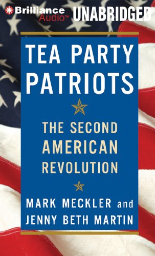Tea Party Patriots: The Second American Revolution  2013 edition cover