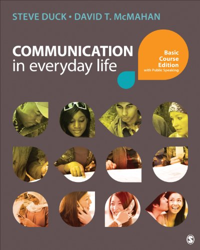 Communication in Everyday Life   2014 edition cover