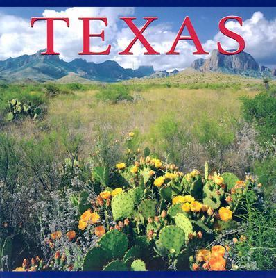 Texas  Revised  9781552855980 Front Cover