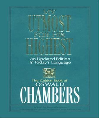 My Utmost for His Highest:  2007 edition cover