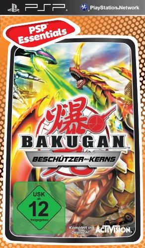 Bakugan Battle Brawlers: Beschützer des Kerns [Essentials] Sony PSP artwork