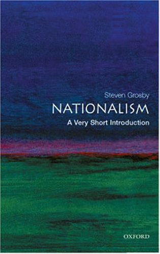 Nationalism   2005 edition cover