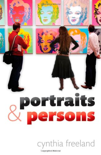 Portraits and Persons   2010 edition cover