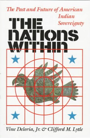 Nations Within The Past and Future of American Indian Sovereignity  1998 (Revised) edition cover
