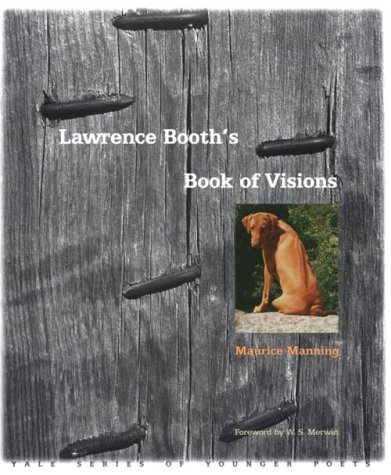 Lawrence Booth's Book of Visions   2001 edition cover