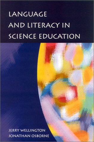 Language and Literacy in Science Education   2001 edition cover