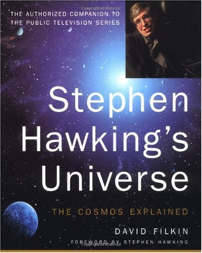 Stephen Hawking's Universe The Cosmos Explained  1997 edition cover
