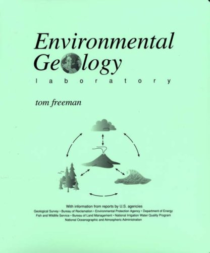 Environmental Geology Laboratory   2004 9780471471981 Front Cover