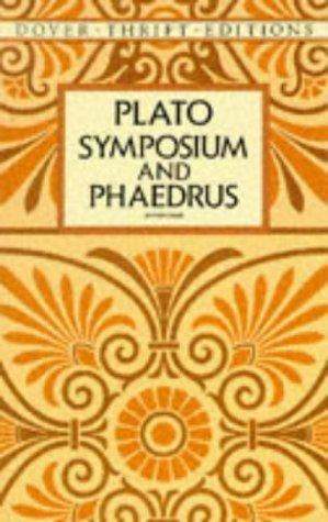Symposium and Phaedrus   1993 (Reprint) edition cover