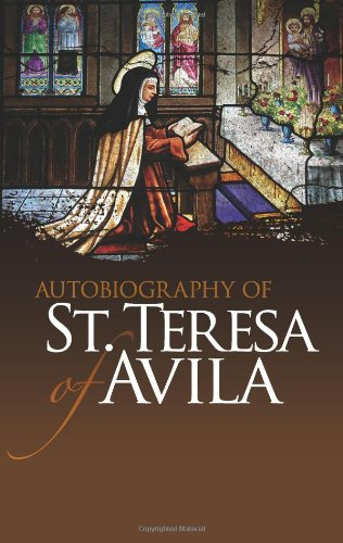 Autobiography of St. Teresa of Avila   2010 edition cover