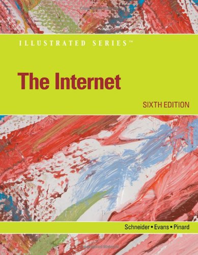 Internet - Illustrated  6th 2010 edition cover