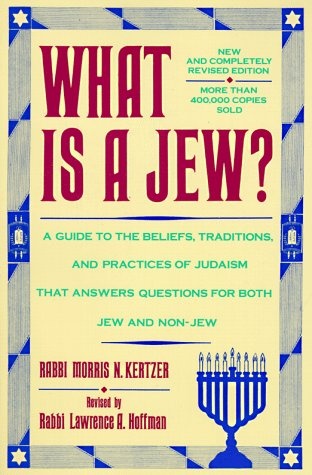 What Is a Jew  5th 1996 edition cover