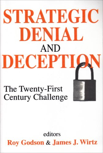 Strategic Denial and Deception The Twenty-First Century Challenge  2001 edition cover