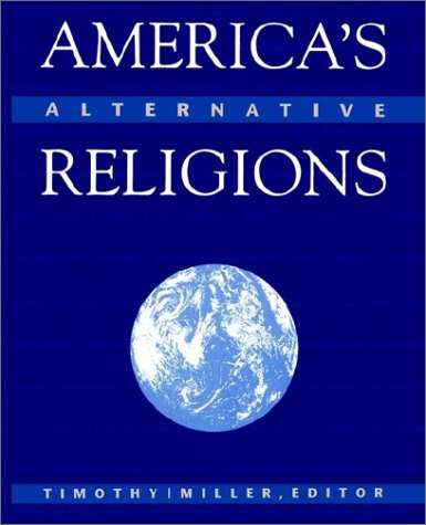 America's Alternative Religions   1995 edition cover