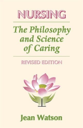 Nursing The Philosophy and Science of Caring  2008 (Revised) edition cover
