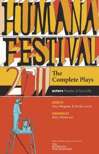 Humana Festival 2011: the Complete Plays  N/A edition cover