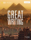 Great Writing Foundations - Student Book 4th 0 (Student Manual, Study Guide, etc.) edition cover