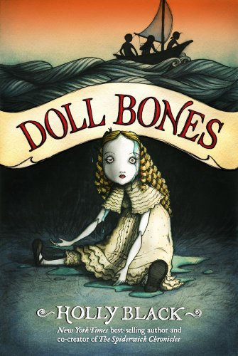 Doll Bones   2013 edition cover
