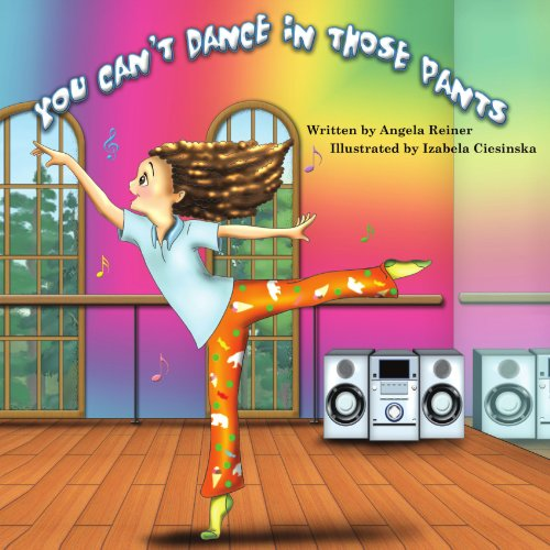 You Can't Dance in Those Pants:   2008 edition cover