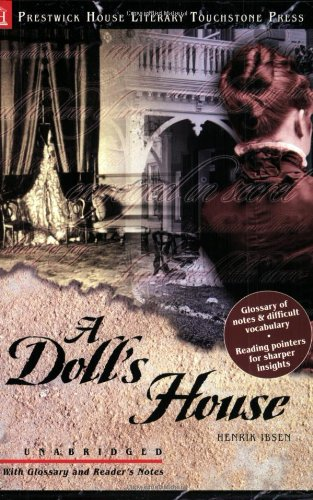 Doll's House - Literary Touchstone Edition 1st 2005 edition cover