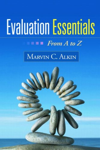 Evaluation Essentials From A to Z  2011 edition cover