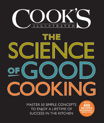 Science of Good Cooking   2012 edition cover