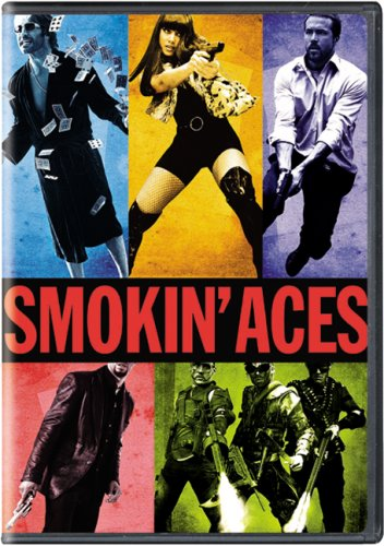 Smokin' Aces (Widescreen Edition) [DVD] System.Collections.Generic.List`1[System.String] artwork