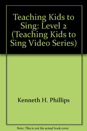 Teaching Kids to Sing   1994 9780028717982 Front Cover