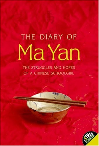 Diary of Ma Yan The Struggles and Hopes of a Chinese Schoolgirl N/A 9780060764982 Front Cover