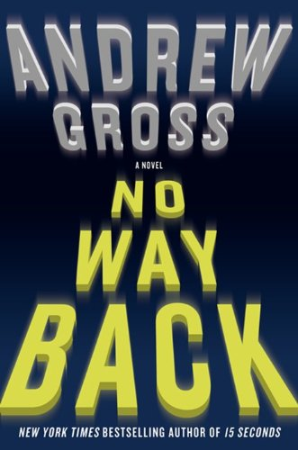 No Way Back  N/A 9780061655982 Front Cover