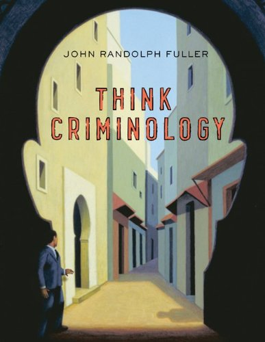 Think Criminology   2012 edition cover