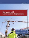 Surveying With Construction Applications:   2013 9780132766982 Front Cover