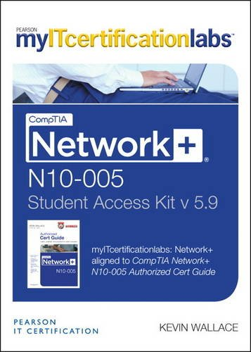 COMPTIA NETWORK+ N10-005-ACCESS         N/A 9780133392982 Front Cover