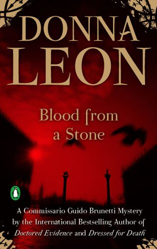 Blood from a Stone  N/A 9780143036982 Front Cover