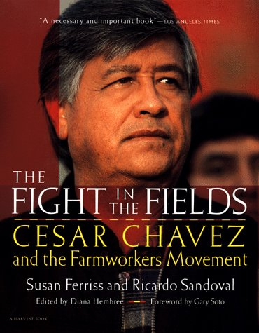 Fight in the Fields Cesar Chavez and the Farmworkers Movement  1998 edition cover