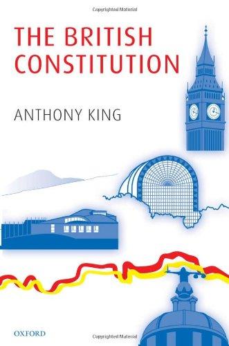 British Constitution   2009 edition cover