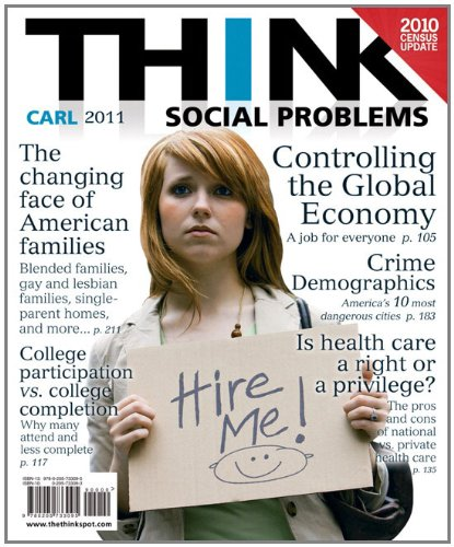 Think Social Problems   2012 (Revised) edition cover
