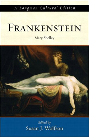 Frankenstein   2003 edition cover