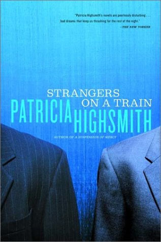 Strangers on a Train   2001 edition cover