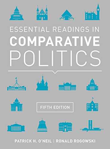 Essential Readings in Comparative Politics:   2017 9780393938982 Front Cover