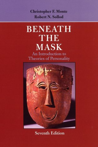 Beneath the Mask An Introduction to Theories of Personality 7th 2003 (Revised) edition cover