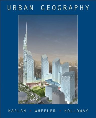 Urban Geography  11th 2004 edition cover