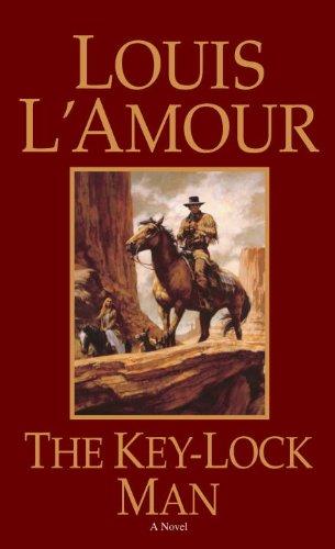 Key-Lock Man A Novel  1965 9780553280982 Front Cover