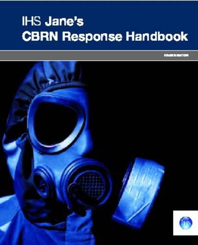 CBRN Response Handbook  4th 2011 (Revised) edition cover
