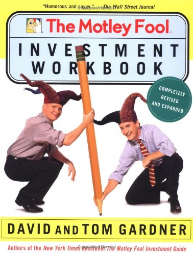 Motley Fool Investment Workbook   2003 (Revised) edition cover
