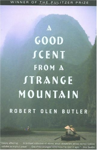 Good Scent from a Strange Mountain Stories  2001 (Reprint) edition cover